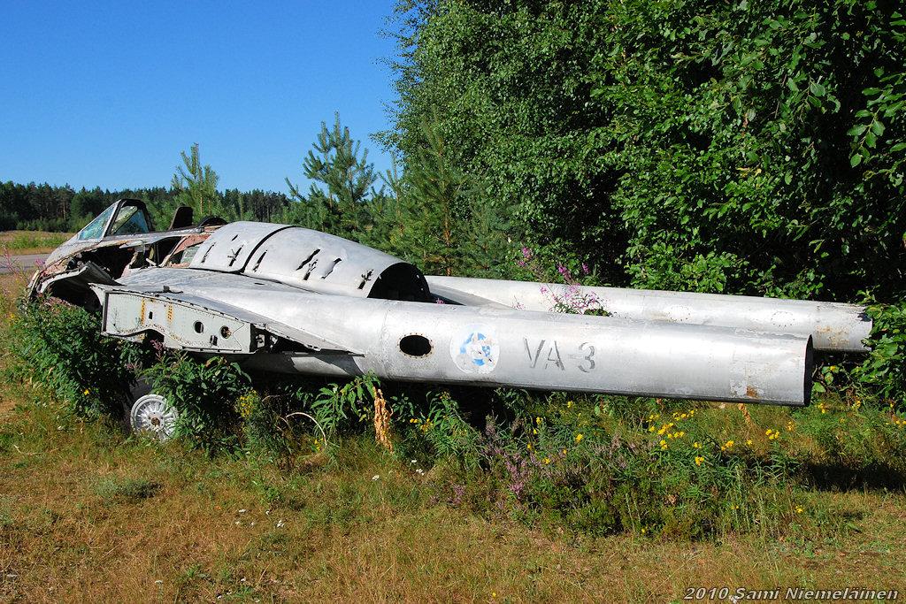 De Havilland Vampire Mk 52 (VA-3)