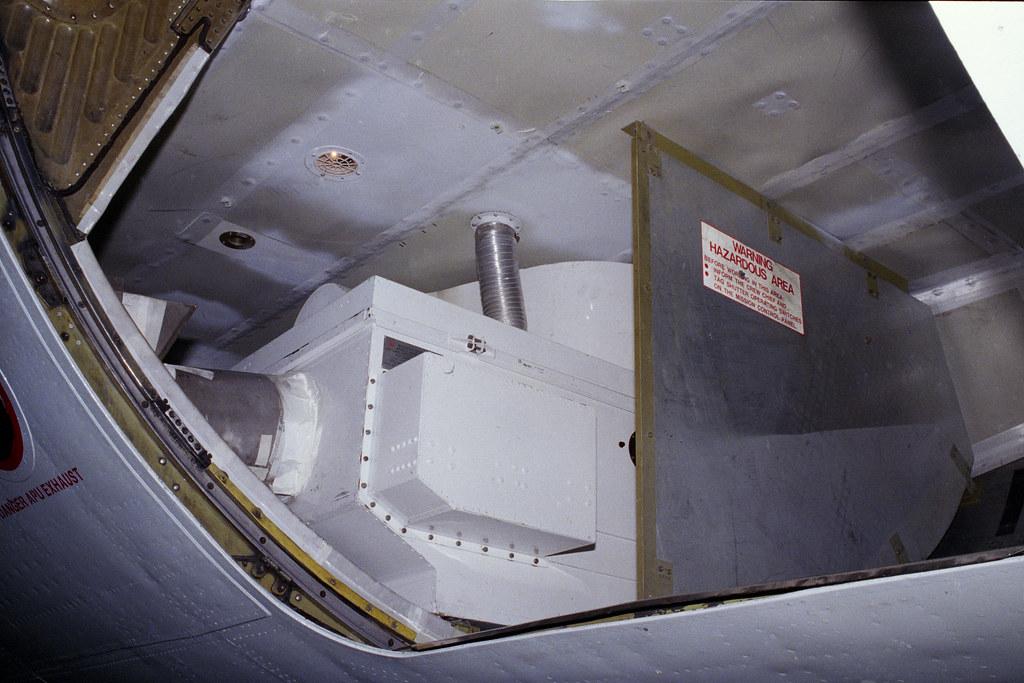 NASA DC-8 APU