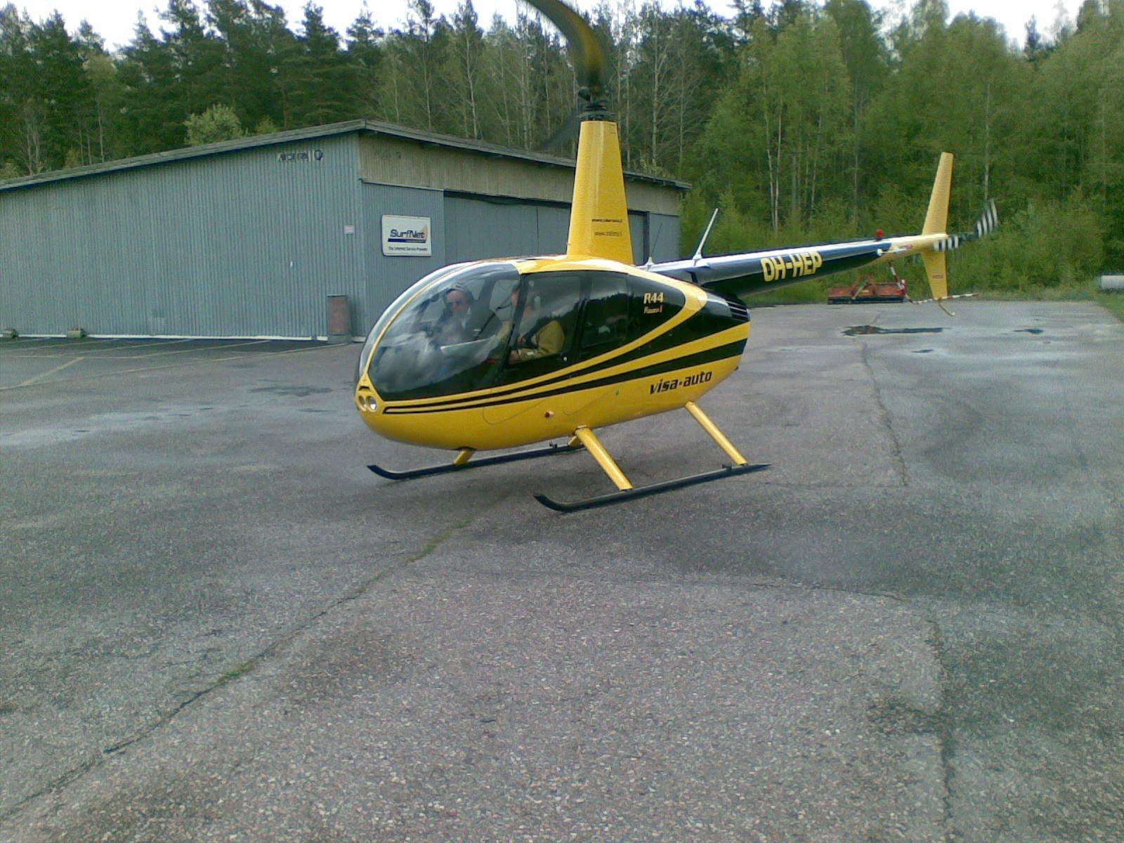 Robinson R44 Raven OH-HEP EFHN 2008-05-18