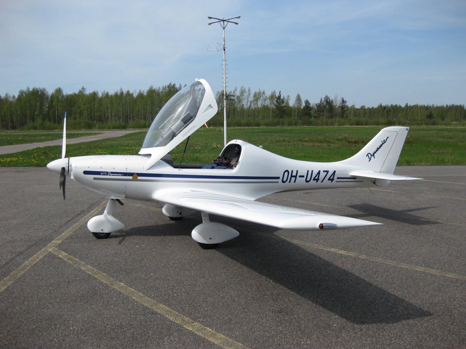 Aerospool WT-9 Dynamic OH-U474 EFHN 2008-05-10