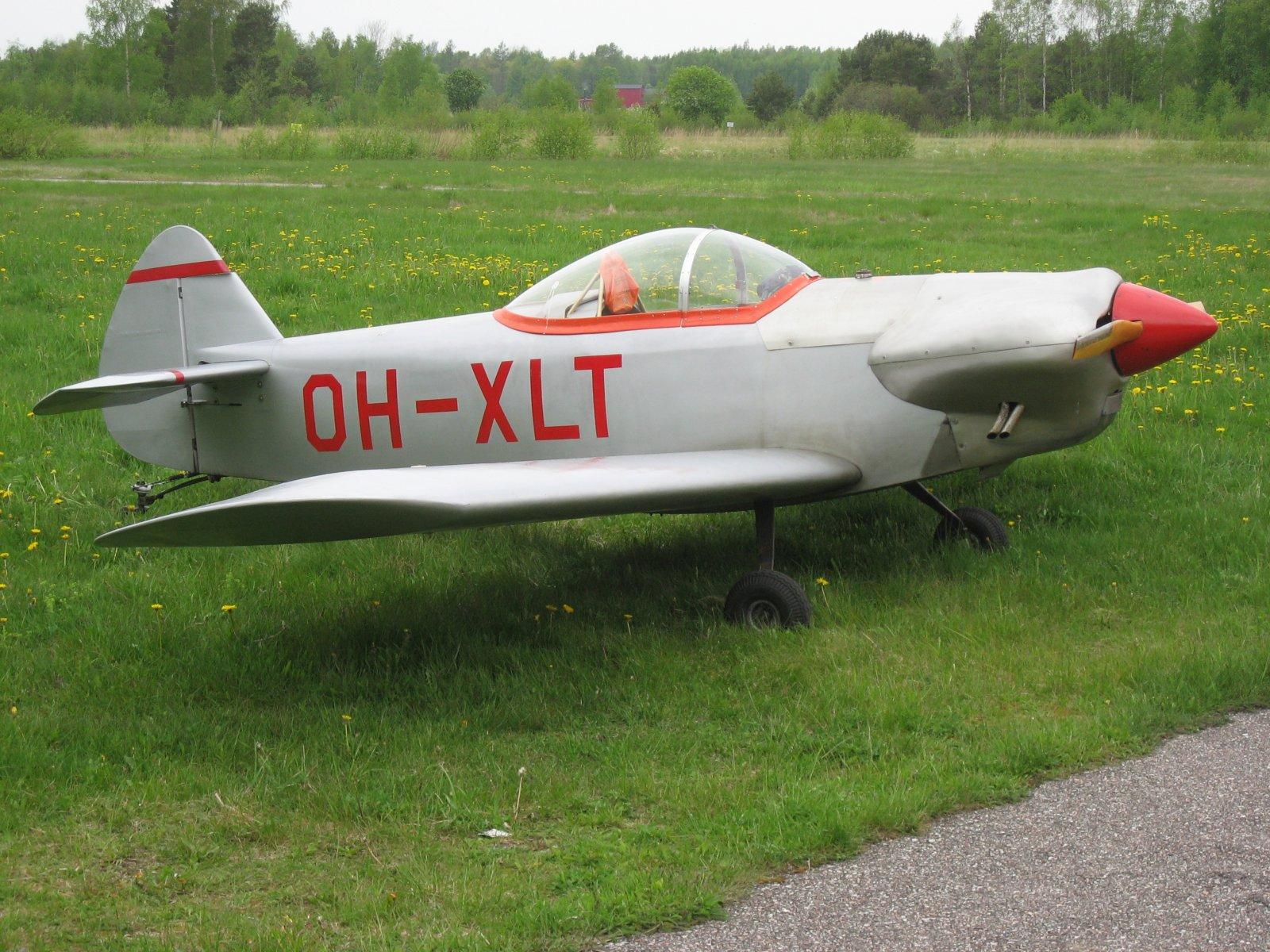 Taylor Monoplane OH-XLT EFHN 2007-05-27
