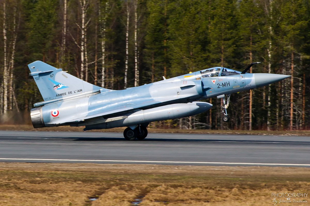 67 / 2-MH France Air Force Dassault Mirage 2000-5F