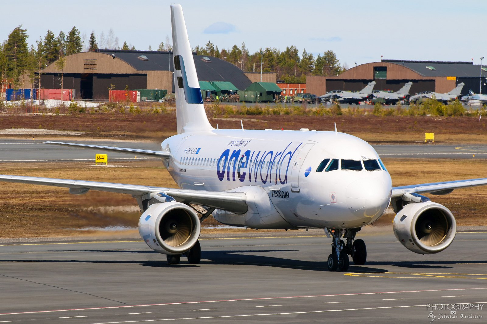 OH-LVD Finnair A319-100 25.05.2017