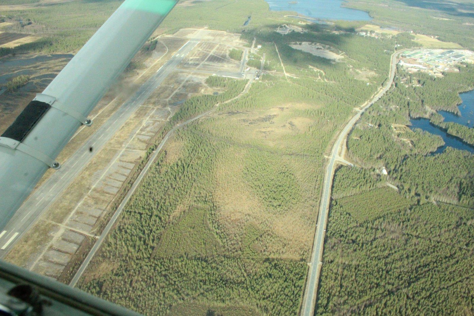 Pudasjärven lentokenttä