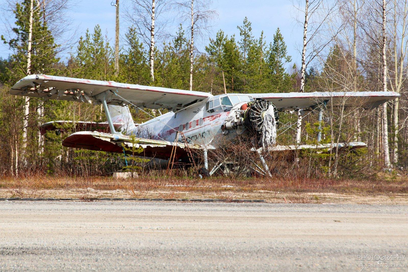 "RA-50587 ""Elina"" Antonov AN-2V 26.05.2017"