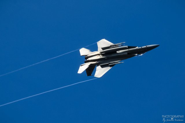 84-0044 USAF F-15D Eagle