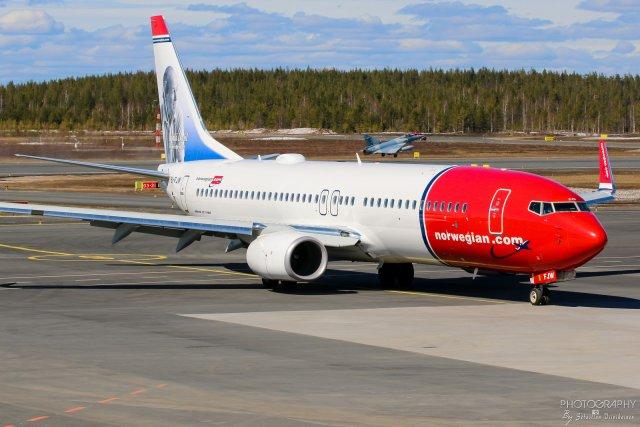 EI-FJW Norwegian B737-800 25.05.2017