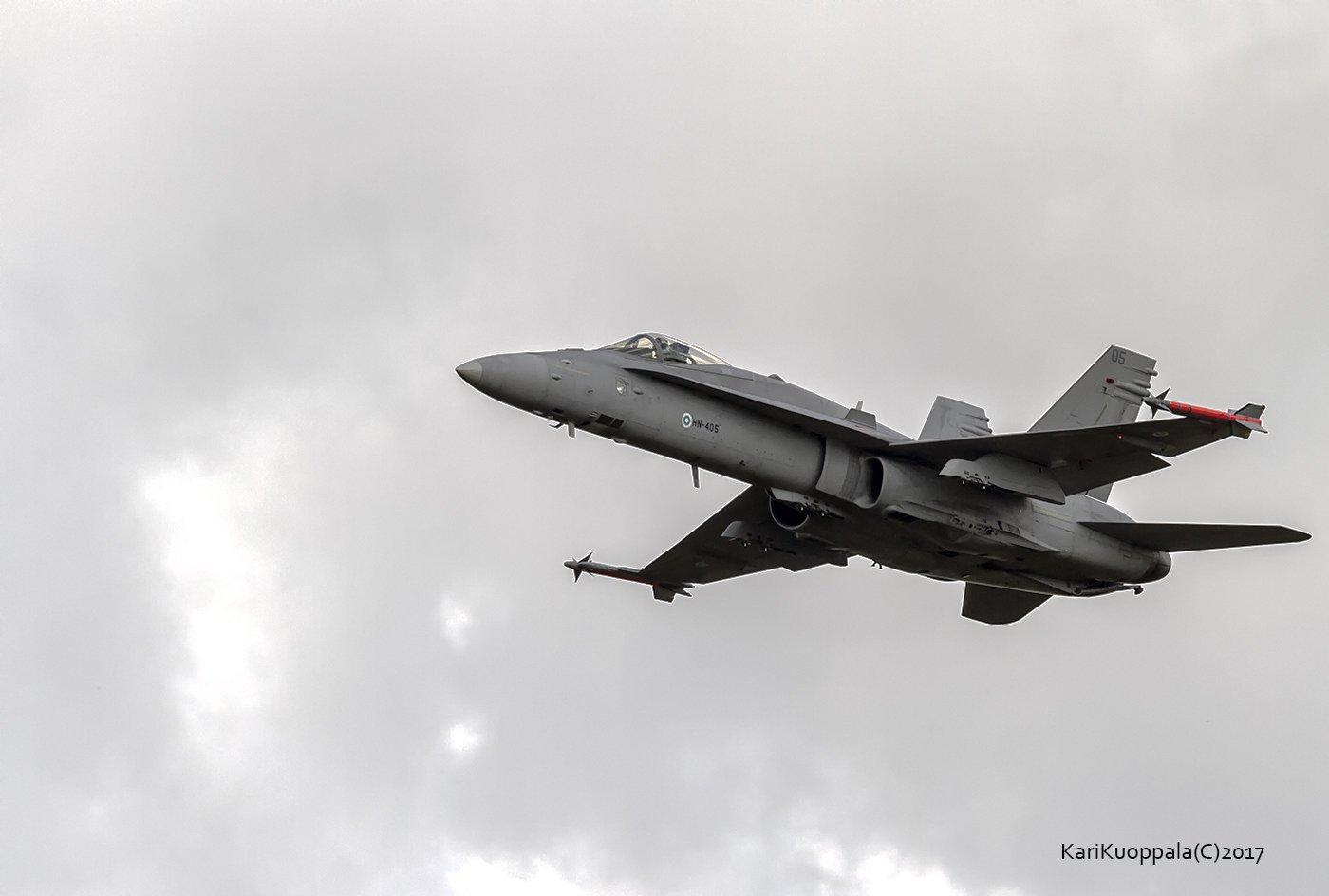 Boeing F/A -18C Hornet