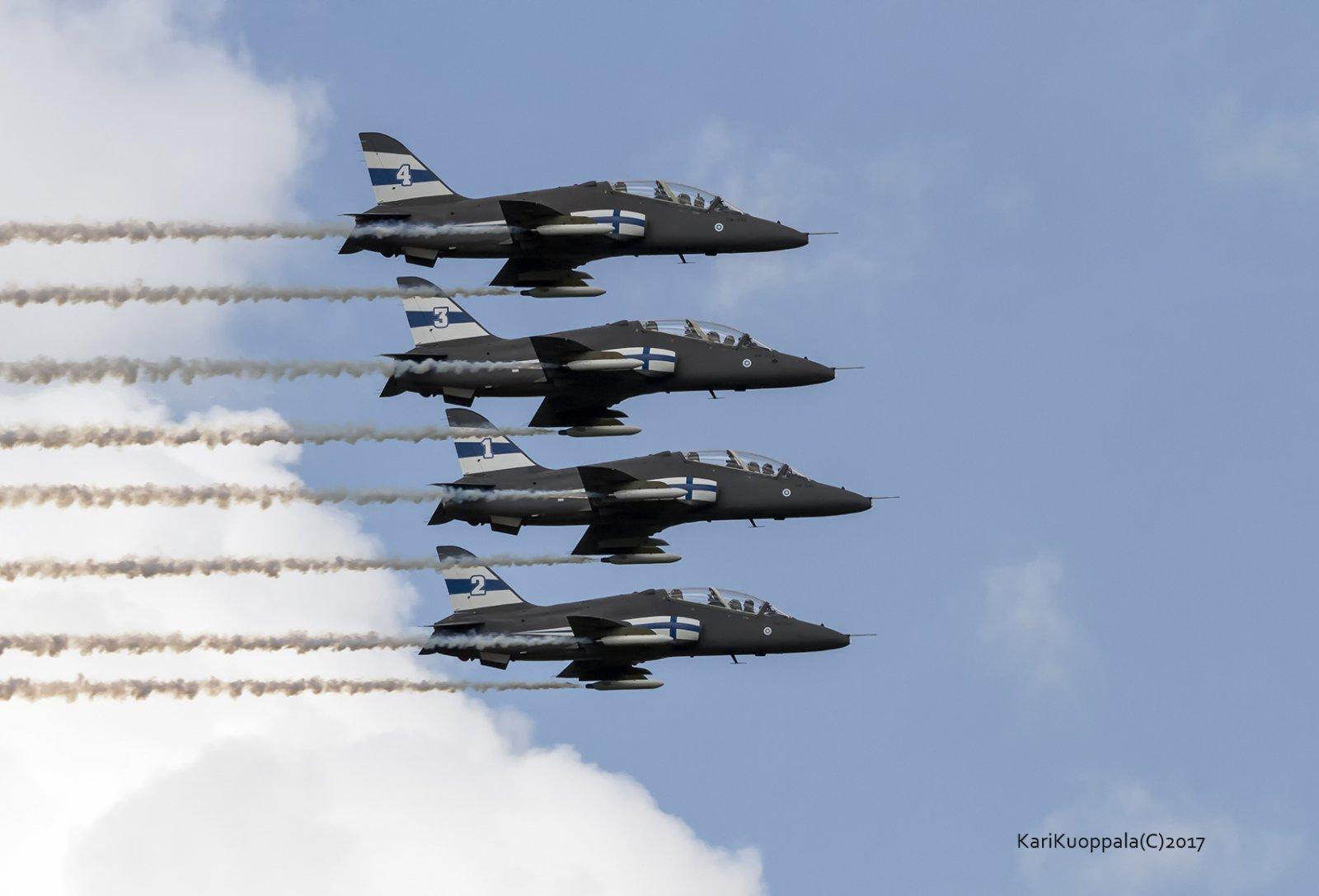 Midnight Hawks