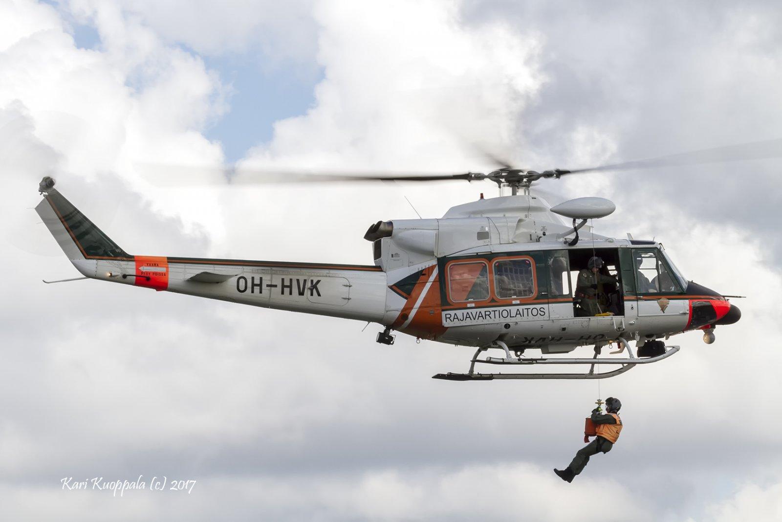 Super Puma OH-HVG
