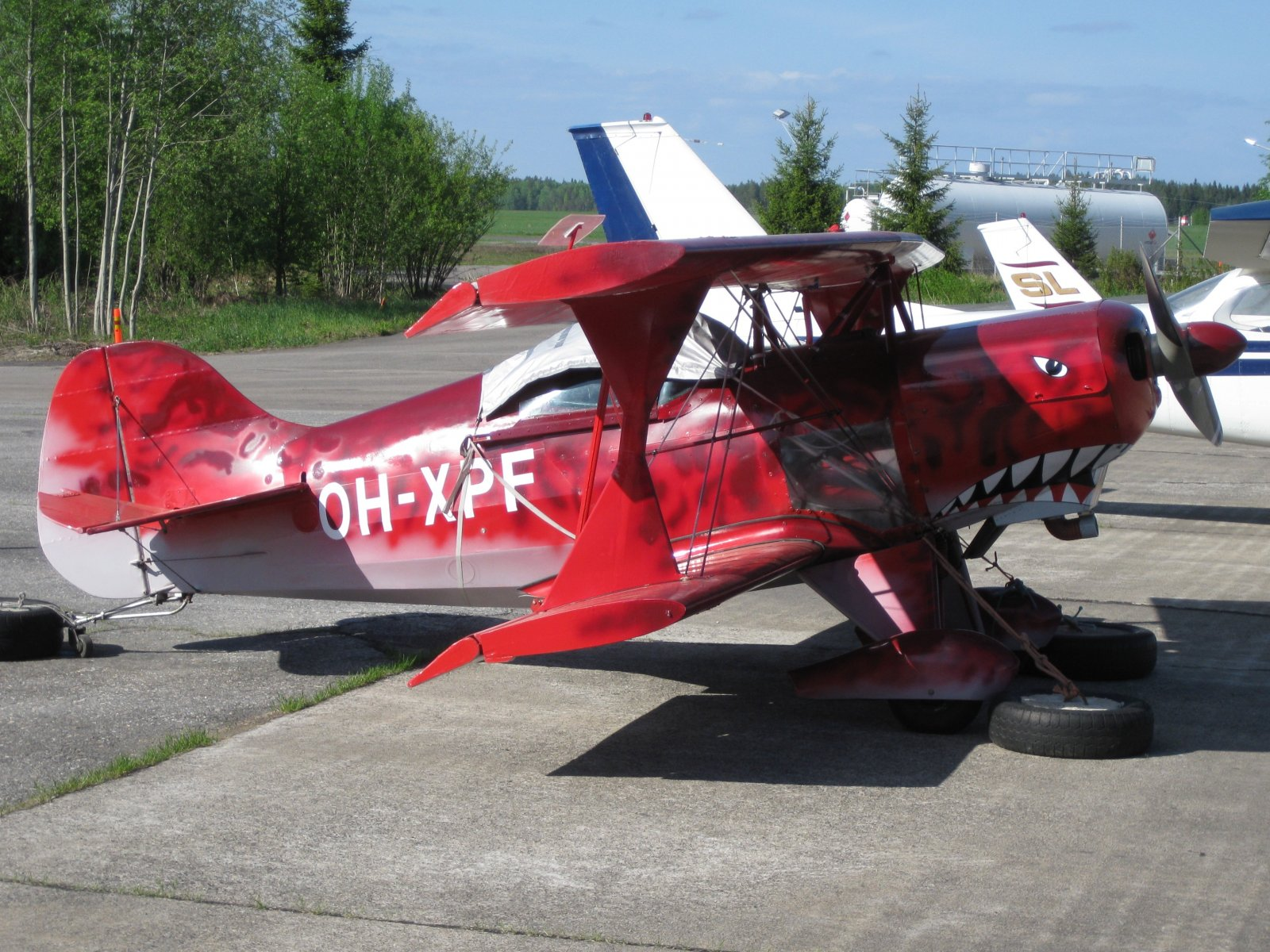 Pitts Special S-1 OH-XPF EFKU 2010-05-22
