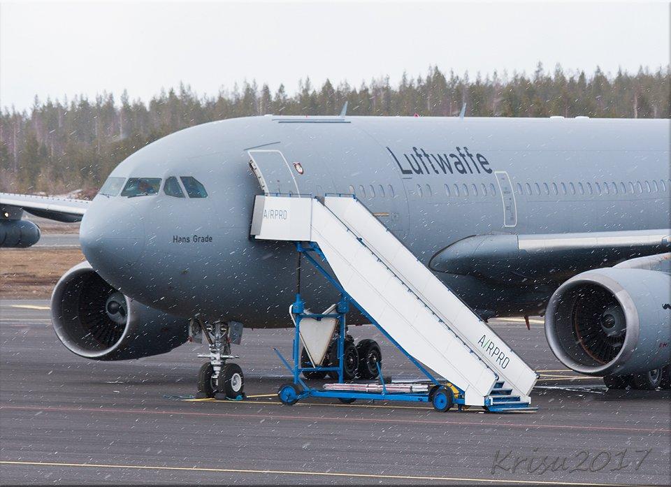 Luftwaffe A310MRTT
