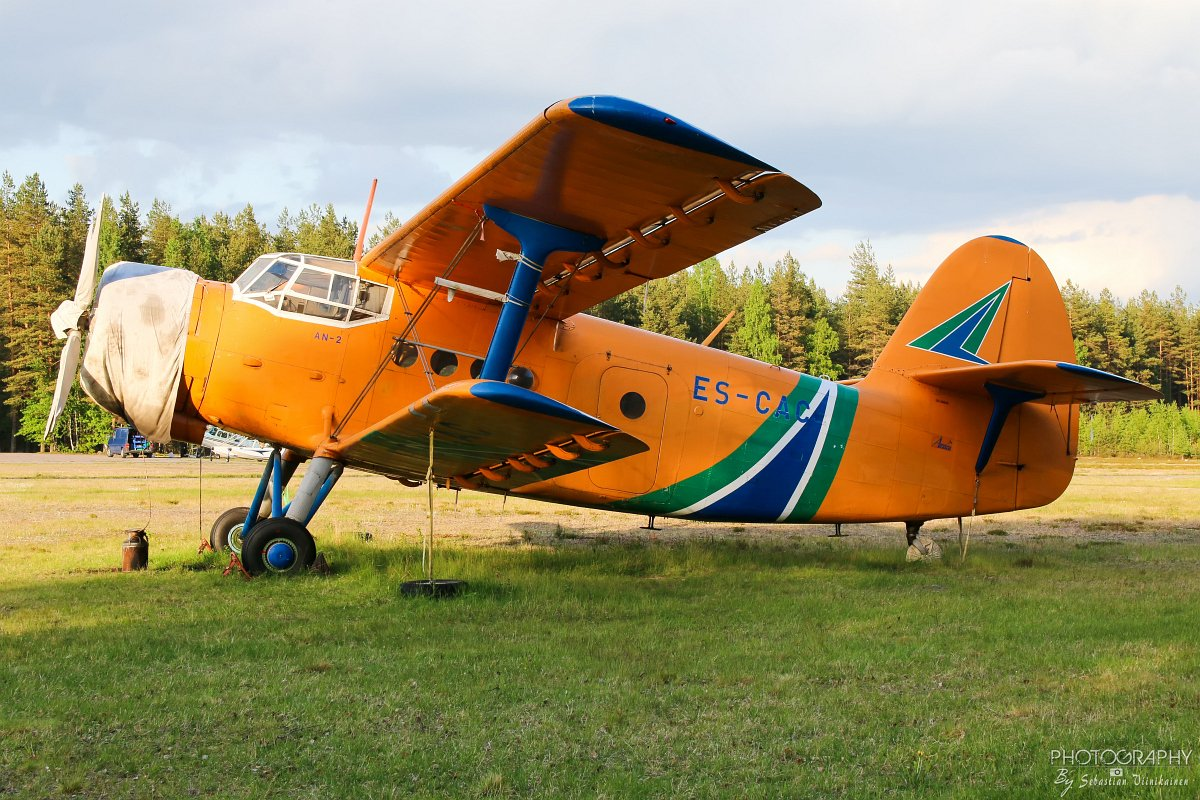 ES-CAC Antonov An-2