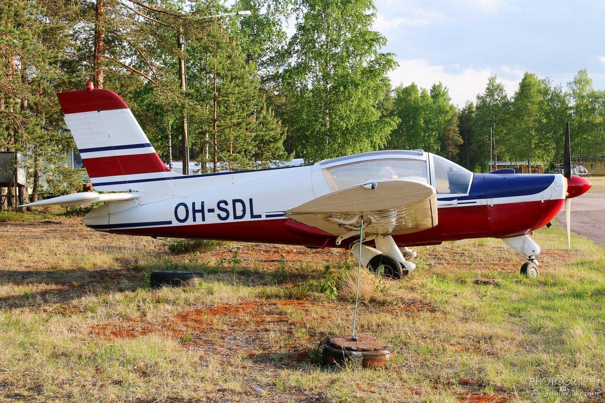 OH-SDL Socata MS.892A Rallye Commodore 150
