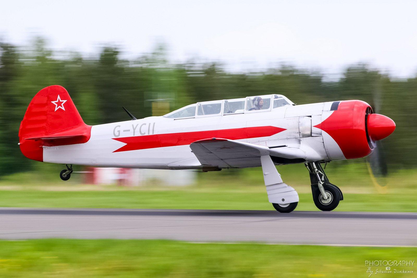 G-YCII LET C-11