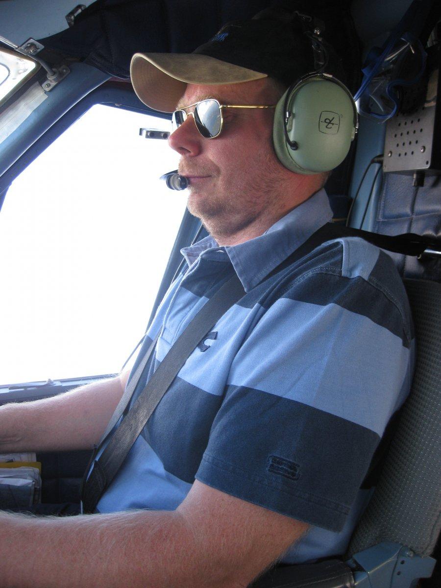 DHC-6-300 Twin Otter OH-SLK EFHN 2008-08-01