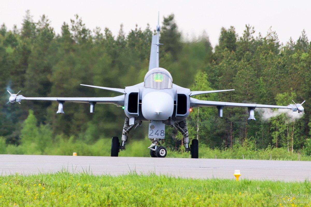 39248 Saab Jas 39C Gripen 11.6.