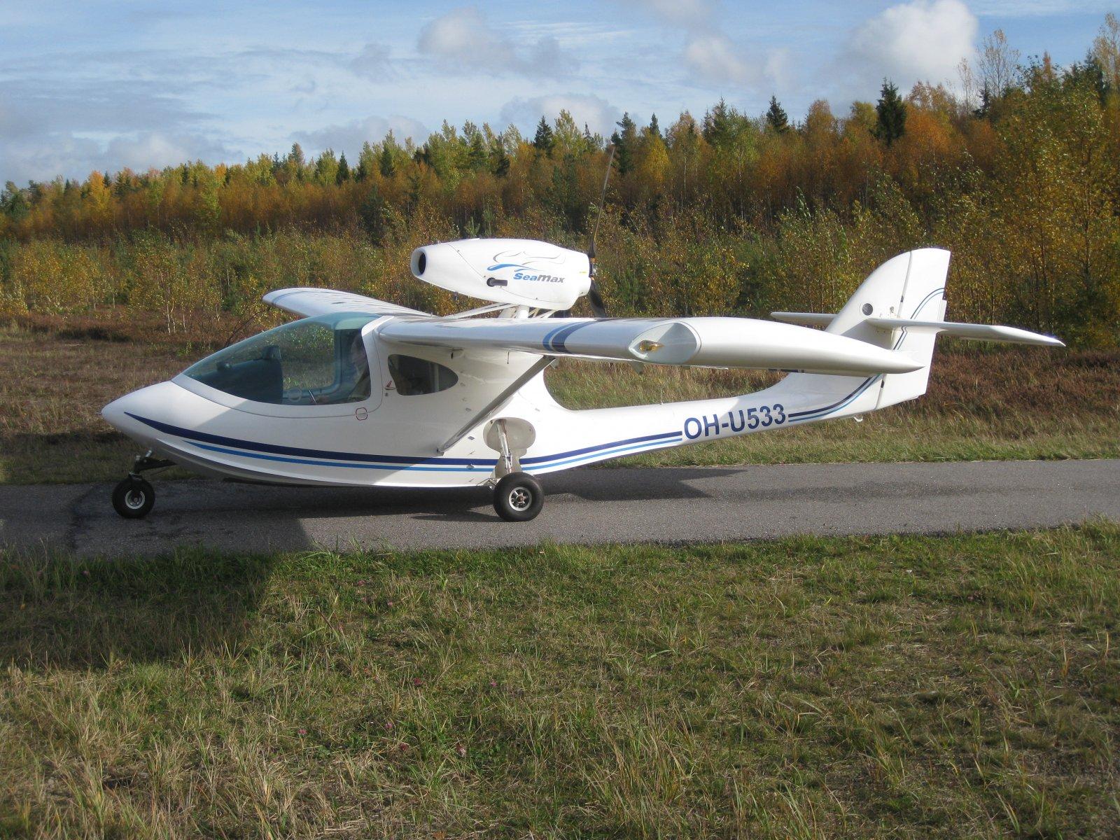 SeaMax M-22 OH-U533 EFHN 2008-10-05