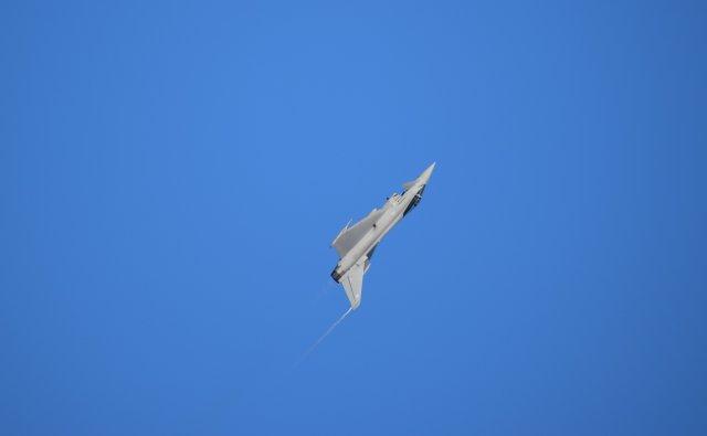 Eurofighter Typhoon & negative g-force