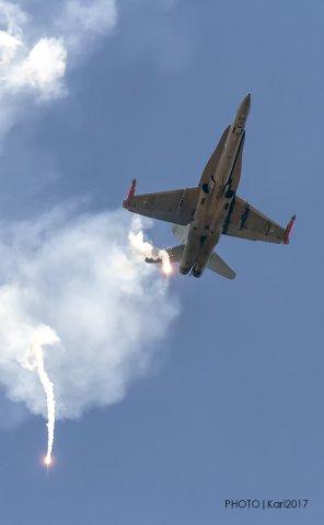 Boeing F/A-18C Hornet