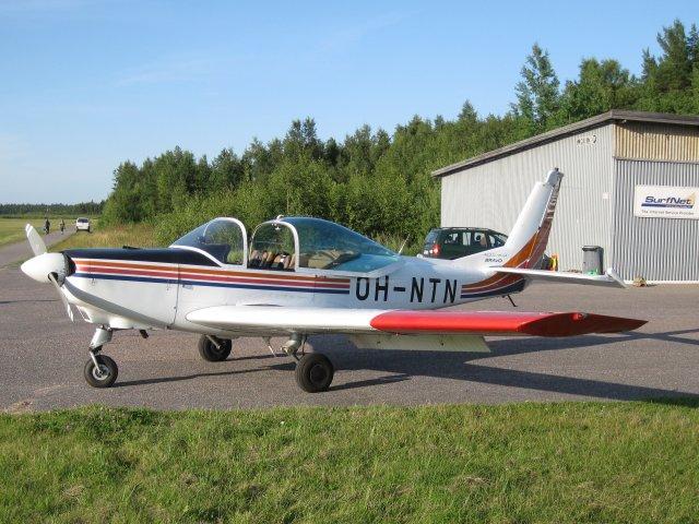 FFA AS202/18A-4 Bravo OH-NTN EFHN 2009-08-06