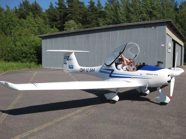 Atec 122 Zephyr OH-U544 EFHN 2010-06-29