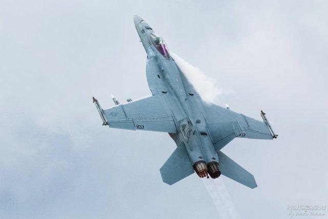 168907 United States Navy F-18E Super Hornet