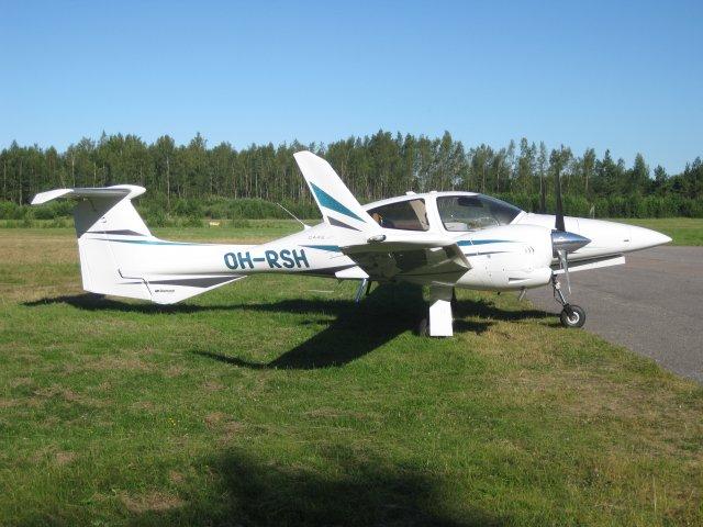 Diamond DA-42 Twin Star OH-RSH EFHN 2008-07-28