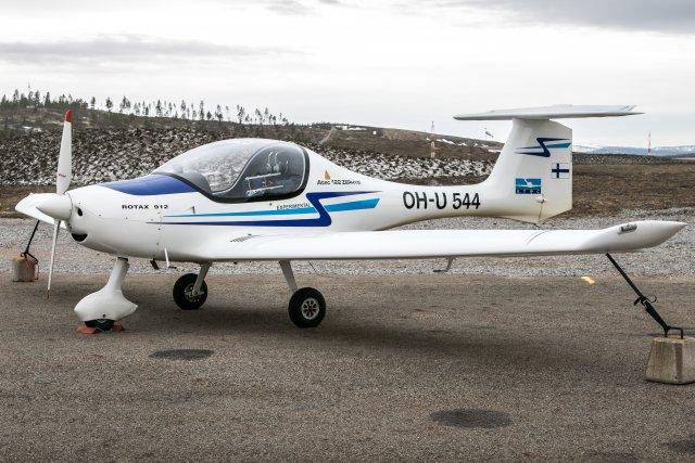 OH-U544, Atec 122 Zephyr.