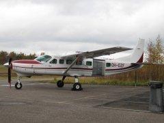 Cessna C208B Grand Caravan OH-DZF EFHN 2009-10-16