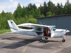 Cessna 177RG Cardinal RG D-EOKT EFHN 2010-06-26