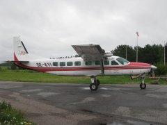 Cessna 208B Grand Caravan SE-KYI EFHN 2008-08-17
