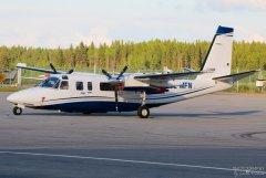 SE-MFN Wermlandsflyg Rockwell 690C 11.06.2017