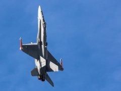 Boeing F-18 Hornet