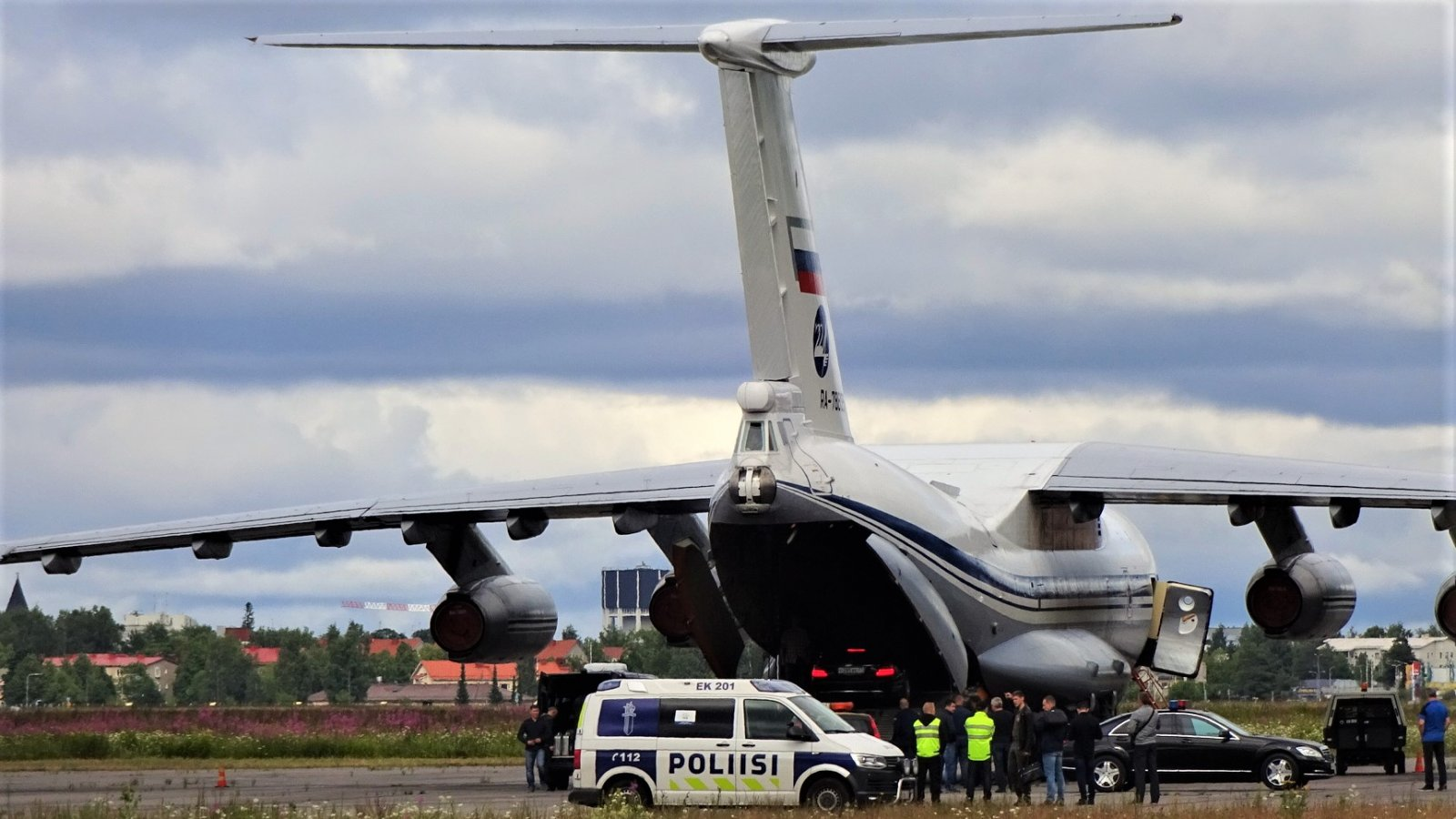 Iljushin IL-76MD RA-78835