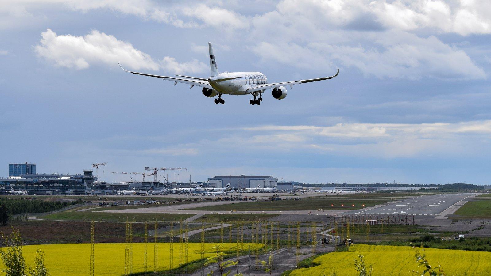 Finnair A350 OH-LWE