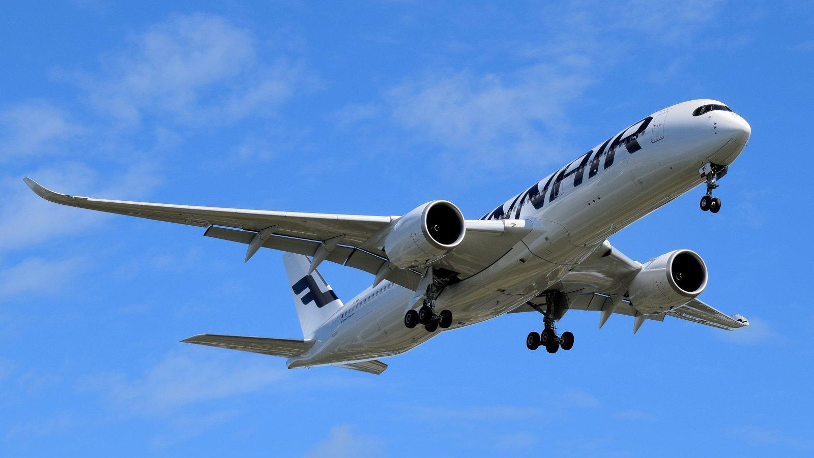 Finnair A350 OH-LWK