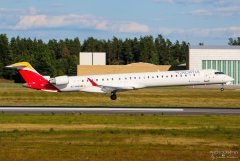 EC-MNR Croatia Airlines Canadair CRJ-1000
