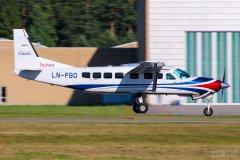 LN-PBO Benair Cessna 208B Grand Caravan