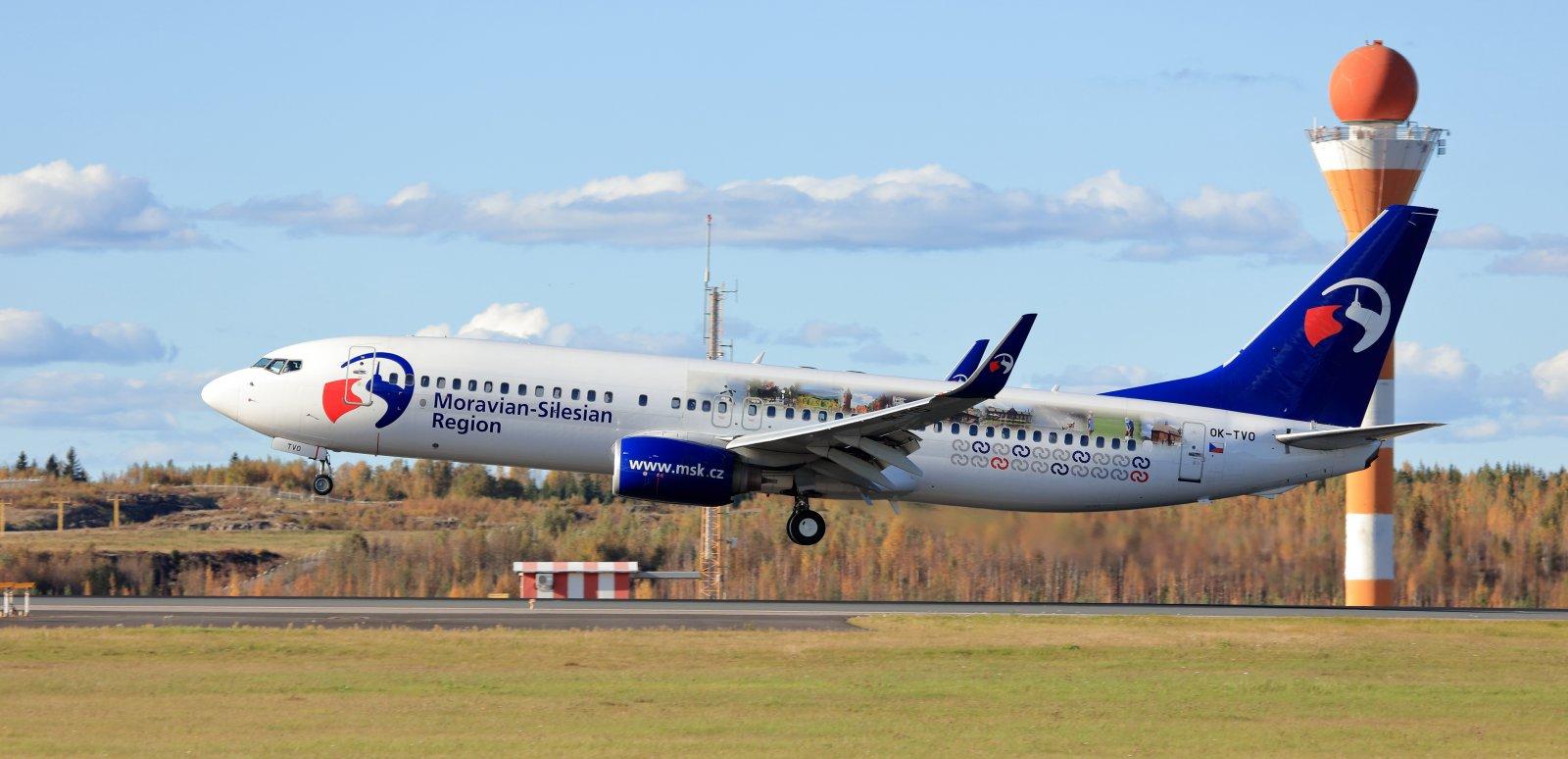 737-8CX  OK-TVO