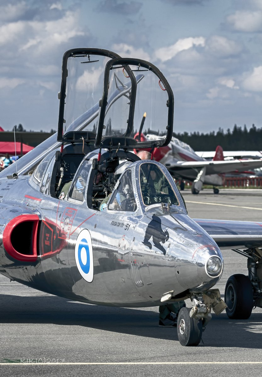 Fouga Magister
