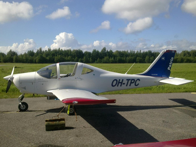 Tecnam P2002JF OH-TPC EFHN 2017-08-04