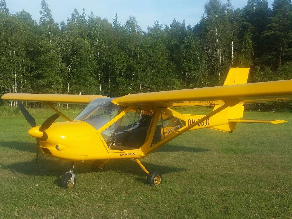 Aeroprakt A-22L2 Foxbat OH-U631 EFHN 2017-08-08