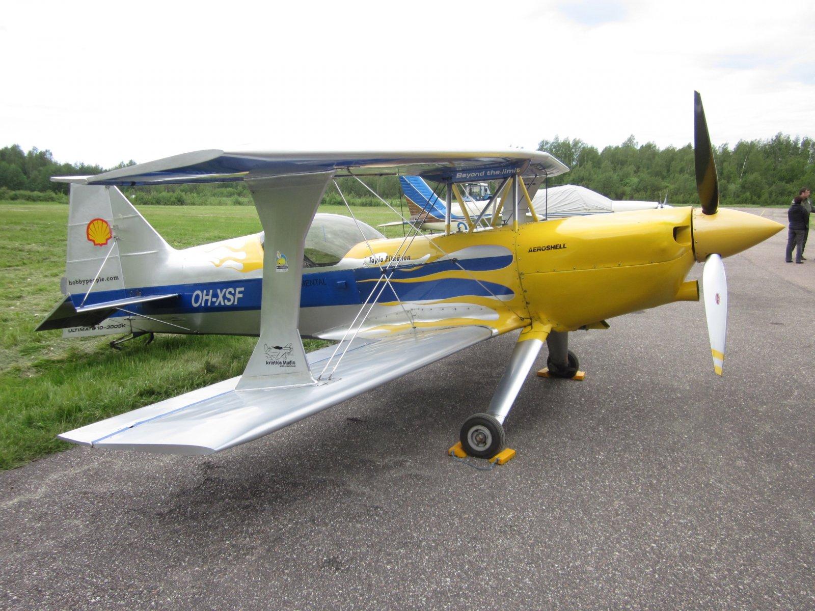 Ultimate 10-300S OH-XSF EFHN 2014-06-07