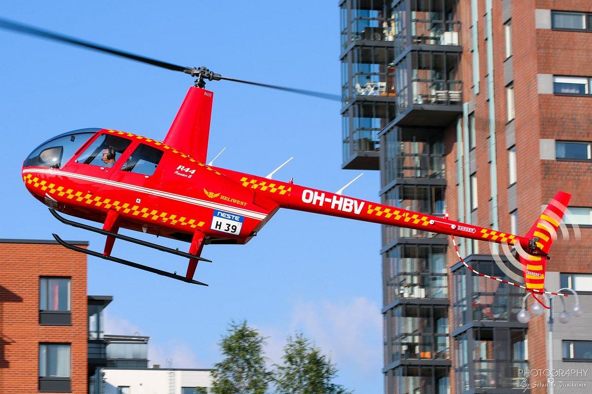 OH-HBV Robinson R44