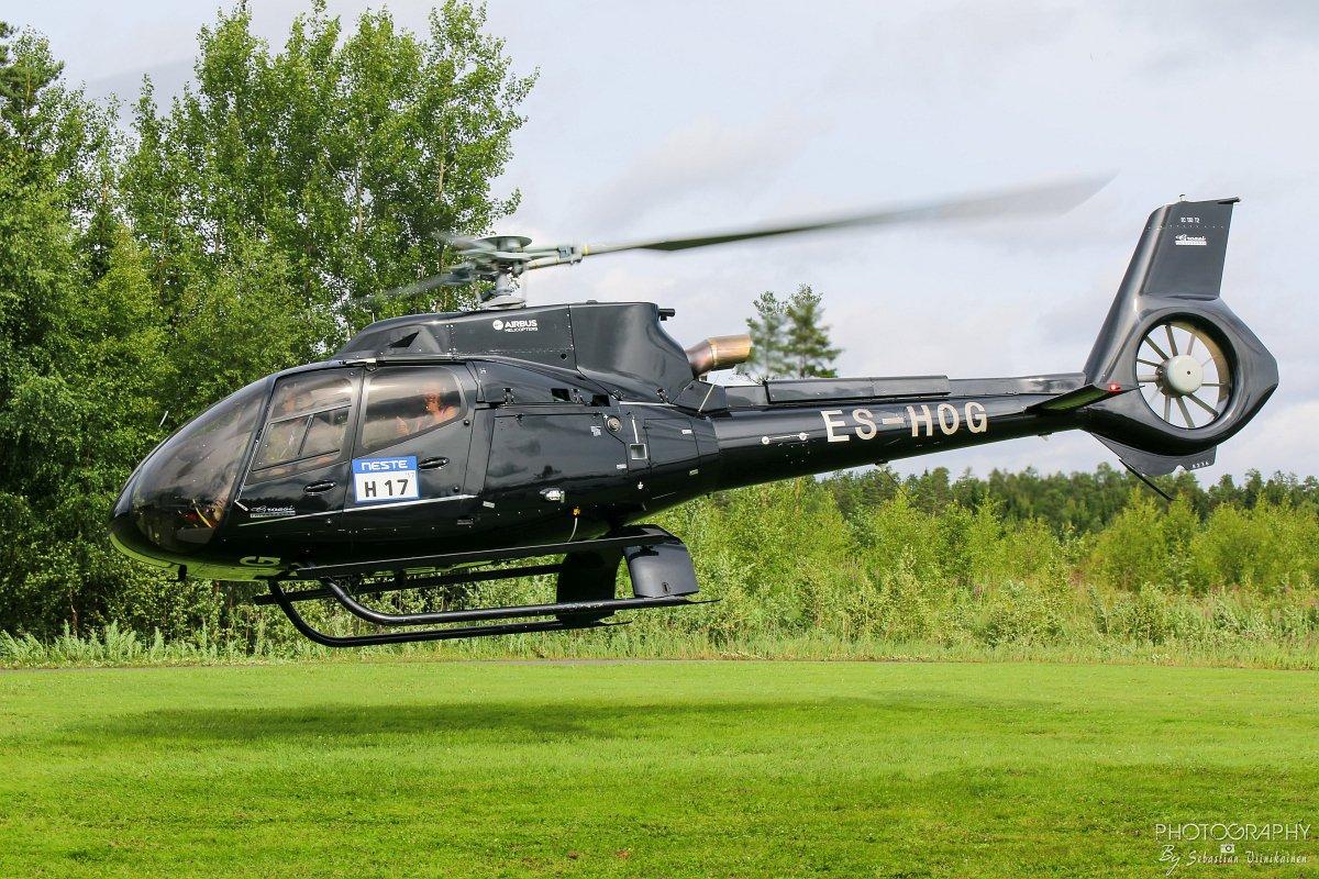 ES-HOG Airbus Helicopters H130 (EC 130 T2)