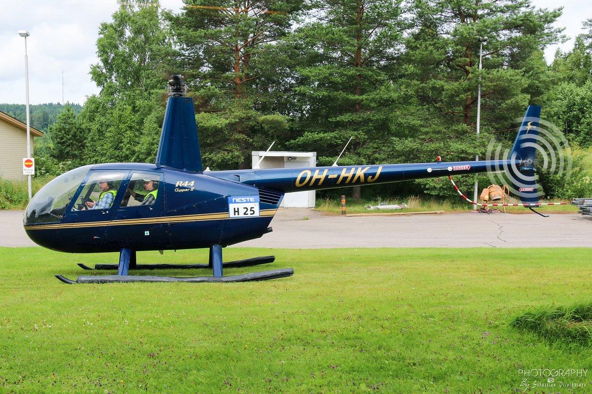 OH-HKJ Robinson R44