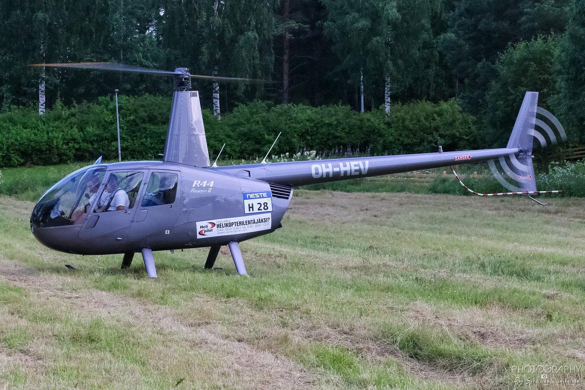 OH-HEV Robinson R44
