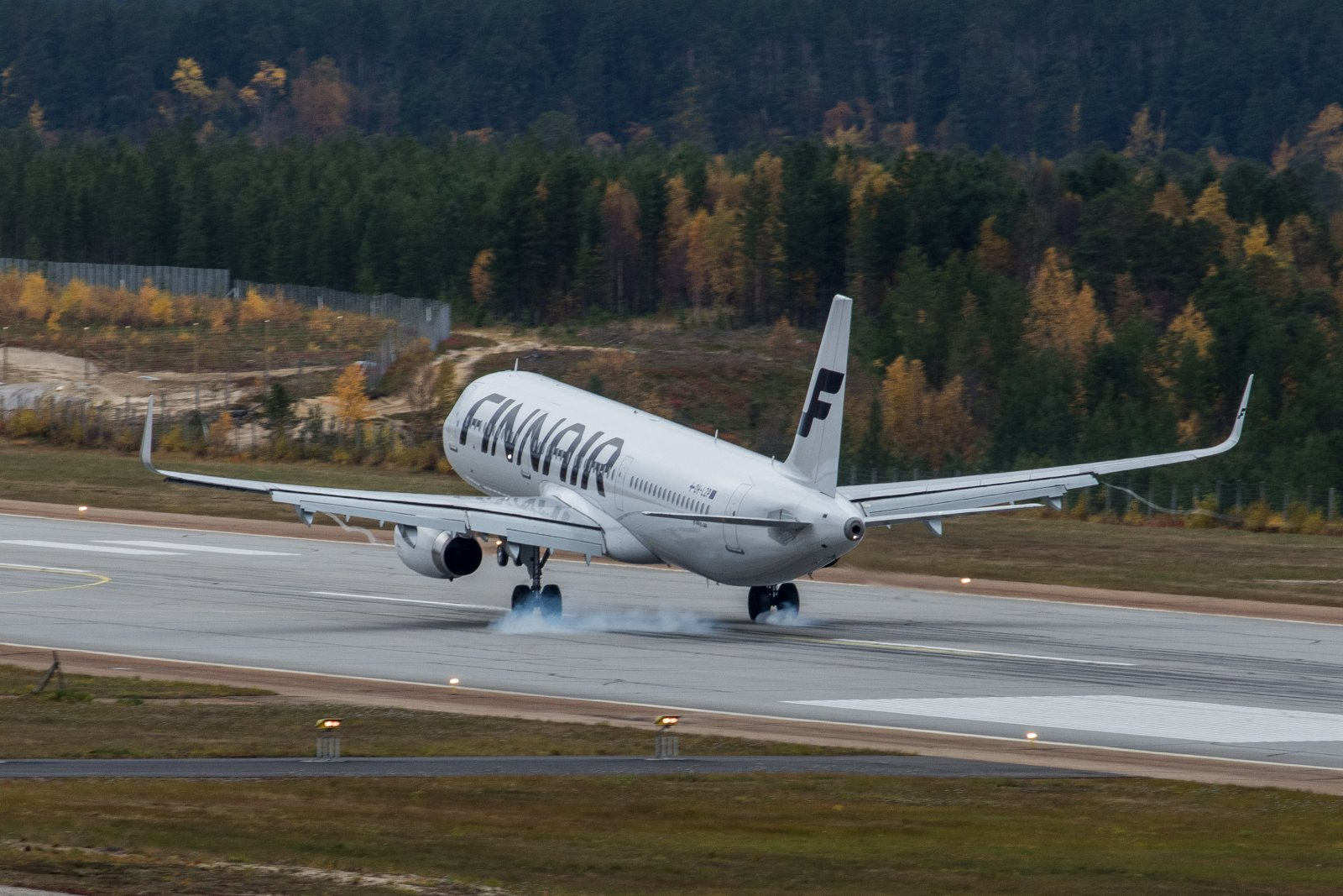 OH-LZP. Airbus 321-231, taitaa olla uusinta kalustoa Finnairilla.