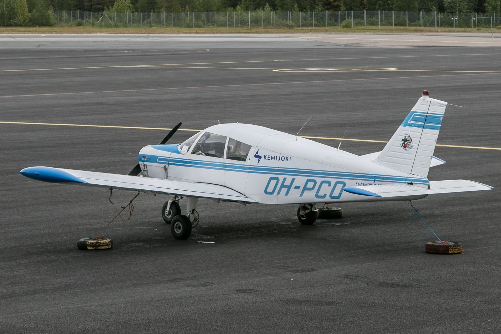 OH-PCO, Piper PA-28-140 Cherokee